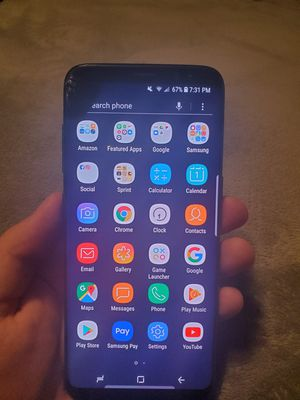 Samsung Galaxy S8 64GB for Sale in Denver, CO