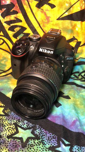 Nikon D5300 negotiable for Sale in Grottoes, VA