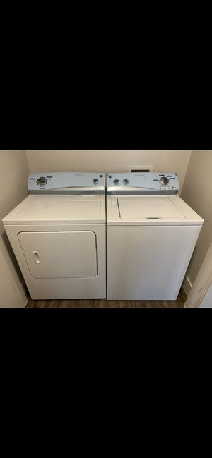Kenmore Washer + Dryer Combo for Sale in Dallas, TX