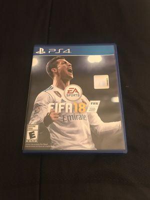 FIFA 18 for Sale in Stockton, CA