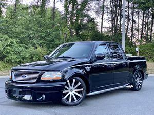 2003 FORD F150 2WD V8 CREW CAB 5.4L HARLEY DAVIDSON SUPERCHARGED 140k for Sale in Woodbridge, VA