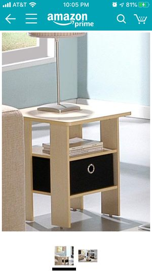 Free bedside tables for Sale in San Francisco, CA