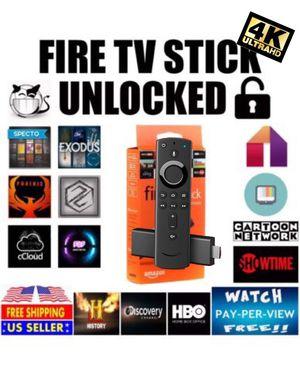 Amazon Fire TV Stick Fully L0aded for Sale in Miami, FL