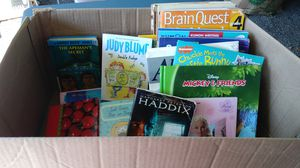 Box of books for Sale in Durham, NC
