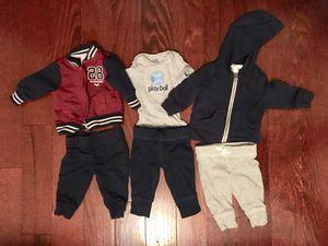 Baby boy clothes lot - newborn for Sale in Vienna, VA