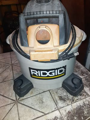 👉 RIDGID SHOP-VAC for Sale in Portsmouth, VA
