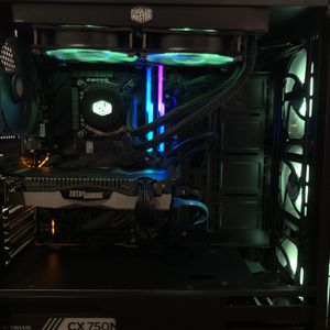 Custom Built OverClocked PC i59600k RTX 2060 Super for Sale in Yonkers, NY