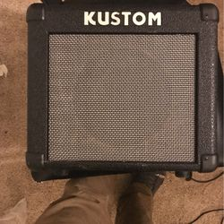 Kustom Practice Amp for Sale in Molalla,  OR