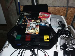 PS2 FAT/ Controllers/Game's/ Memory for Sale in Worcester, MA