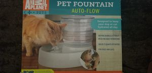 Pet drinking fountain for Sale in Oakland, CA