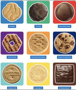 Girl Scout Cookies 🍪 for Sale in Huntington Beach, CA
