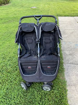 Britax Double stroller for Sale in Boyds, MD