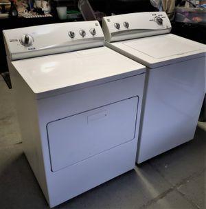 Kenmore Workhorse Top Load Washer & Electric Dryer Set! Warranty! Great Value! Se Habla Espanol! for Sale in Virginia Beach, VA