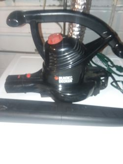 4 sale $20.00 dollars Nice leaf blower cord....Black @Decker .Real Nice $20.00 dollars and it is yours for Sale in Columbus,  OH
