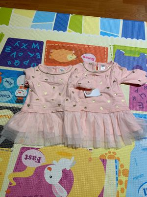 Pink long sleeve dresses new with tags for Sale in Walnut Creek, CA