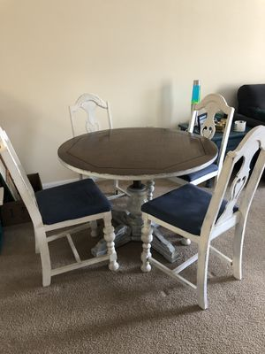 Table & Chairs (sold together or separately) for Sale in New Bern, NC