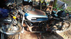 Honda motorcycle parts for Sale in Newborn, GA