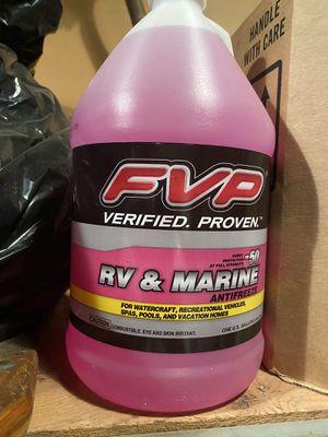 FVP RV-Marine antifreeze for Sale in Lockport, IL