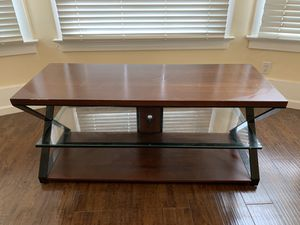 Wood TV Stand Console Table for Sale in San Francisco, CA