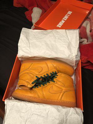 "Jordan 1 Retro high ""Gatorade Orange Peel"" for Sale in DeSoto, TX"