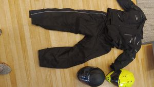 Waterproof Motorcycle Jacket, Pants, Helmets for Sale in Lacey, WA