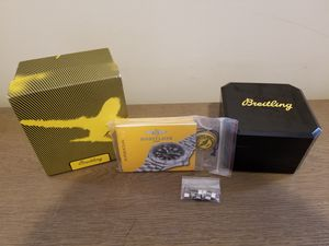 Breitling Watch Box - Superocean for Sale in Leominster, MA