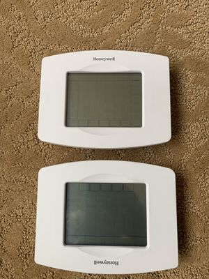 Honeywell RTH8580WF1007 Programmable Touchscreen WiFi Thermostat Model 1409 for Sale in Riverside, CA