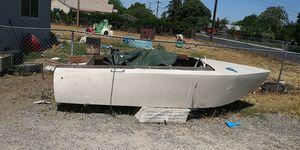 1950 Craft Wood Ski Boat for Sale in Lathrop, CA