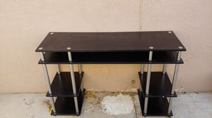 Gaming desk with stands for Sale in Las Vegas, NV