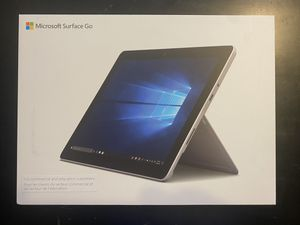 Microsoft Surface Go w/ keyboard for Sale in Los Angeles, CA