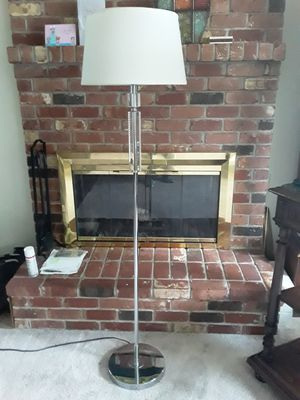Floor lamps stainless steel cost 179 news 10 sets available $25 a piece for Sale in Portland, OR