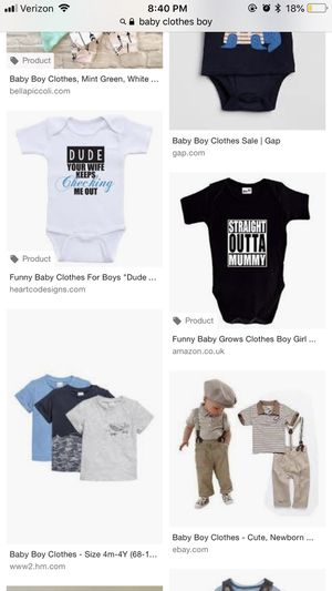 Baby boy clothes! for Sale in Severn, MD