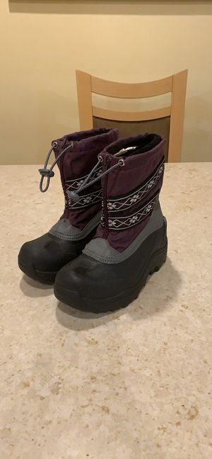 Lands end girl winter boots for Sale in San Francisco, CA