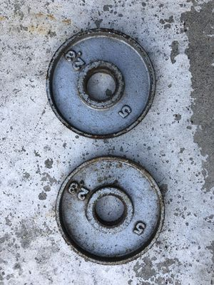 5 Lb Olympic Weight Set for Sale in Fontana, CA