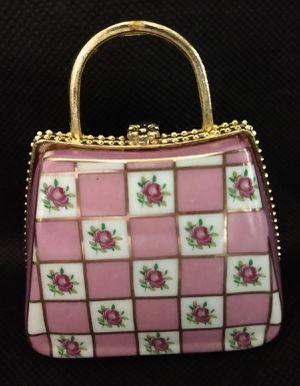 Porcelain purse for Sale in Wichita, KS