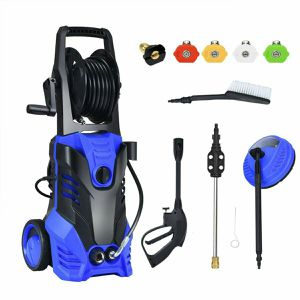3000 PSI Electric High Pressure Washer With Patio Cleaner for Sale in Las Vegas, NV