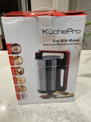 Soy milk maker for Sale in Milpitas, CA