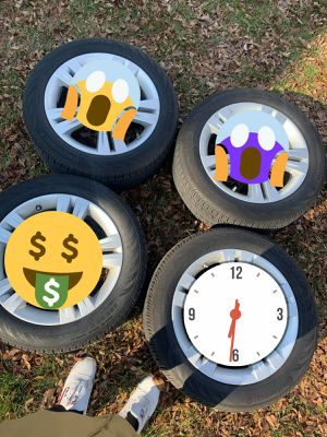 4 run flat tires for Sale in Washington, DC