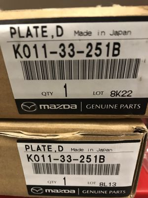 Mazda CX5 Brakes (front and rear) for Sale in Dracut, MA
