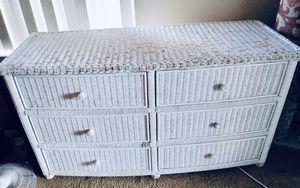 Dresser -white for Sale in Clovis, CA