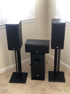 ONKYO Full Speaker Set for Sale in Modesto, CA