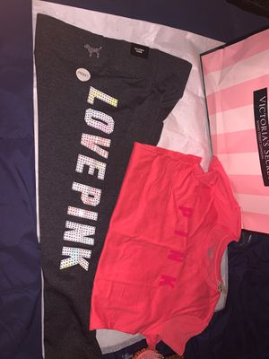 Victoria's Secret Pink Nation set size medium for Sale in Phoenix, AZ