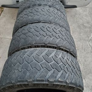(4) 35x12.50r20 Nitto Trail Grappler M/T Tires 35 Inch 20 MT for Sale in Port St. Lucie, FL
