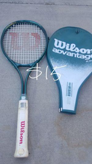 Wilson Advantage 95 Tennis Racket Racquet for Sale in Phoenix, AZ