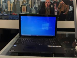 Toshiba Touchscreen i3 laptop Windows 10 for Sale in Fountain Valley, CA