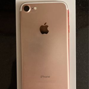 iPhone 7 32gb Rose Gold for Sale in San Benito, TX