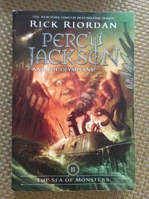 Percy Jackson for Sale in Cypress, TX
