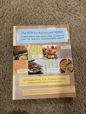 The SCD (specific carbohydrate diet) for Autism and ADHD for Sale in Puyallup, WA
