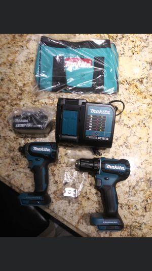 Makita drill set for Sale in Miami, FL