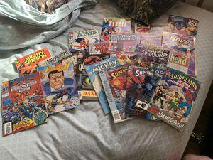Misc. Comic books for Sale in Hoquiam, WA